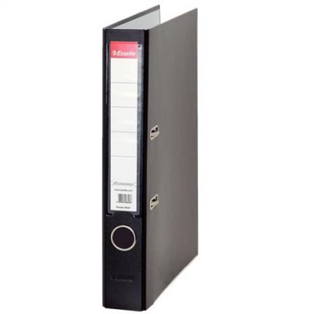Папка регистратор А4 50 мм черный Economy (Esselte)
