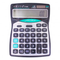 Калькулятор ZRITO 14 digit CT-9300