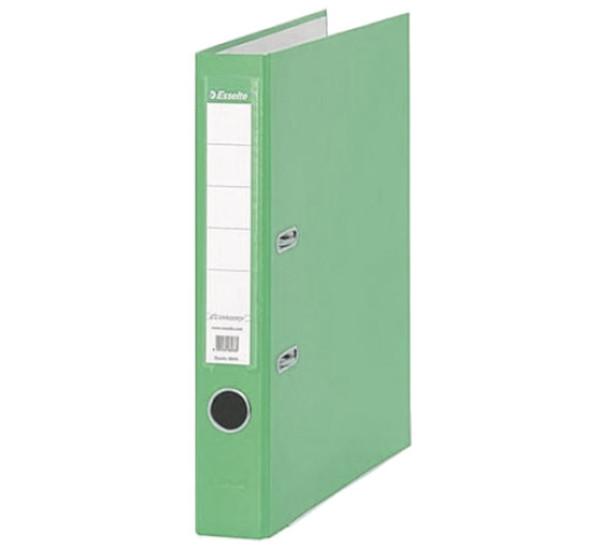 Папка регистратор А4 50 мм зелёная Economy (Esselte)