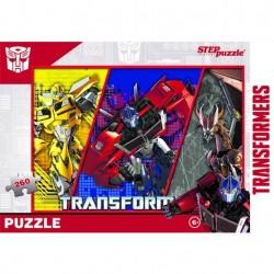 Пазлы 260 Transformer (Step Puzzle)