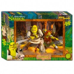 Пазлы 260 Shrek (Step Puzzle)