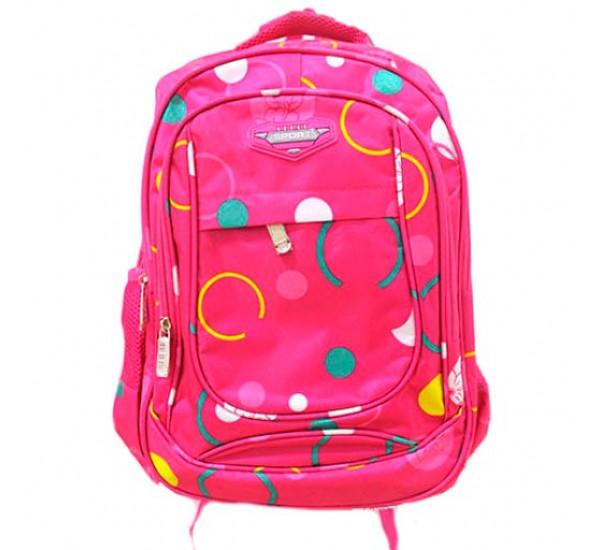 Рюкзак горошек школьный 32024 M-550