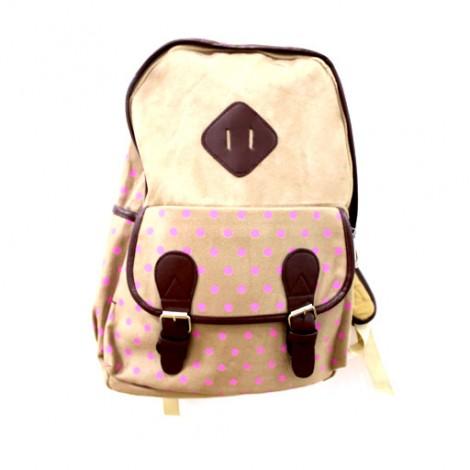 Рюкзак замшевый 7001
