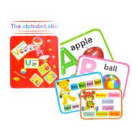 The аlphabet карточки E-01