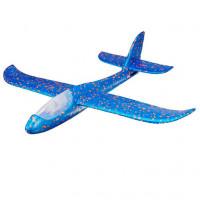 Самолет из пенопласта большой