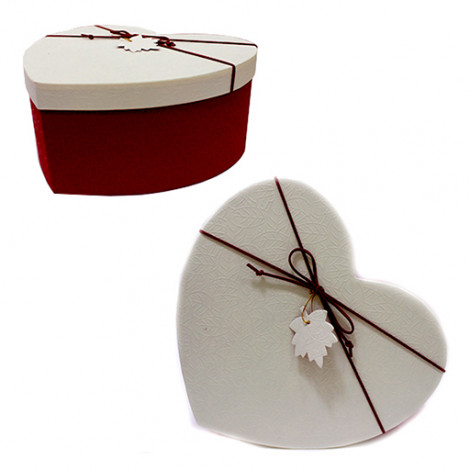 Коробка для подарков сердце NO.0240-5 (No.2)