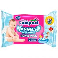 """Влажные салфетки  """"Ultra Compact"""" Angels 3328"""
