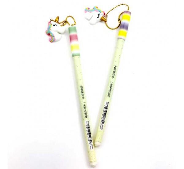 Ручка шариковая Единорог 689