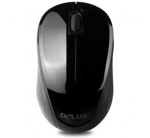 Мышь беспроводная Delux M135 Wireless