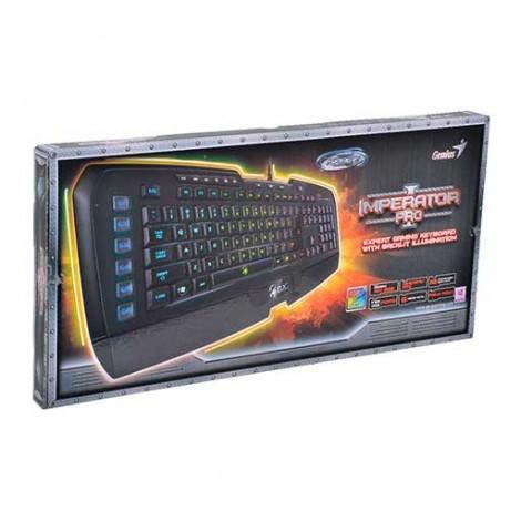 Клавиатура Genius IMPERATOR GX USB