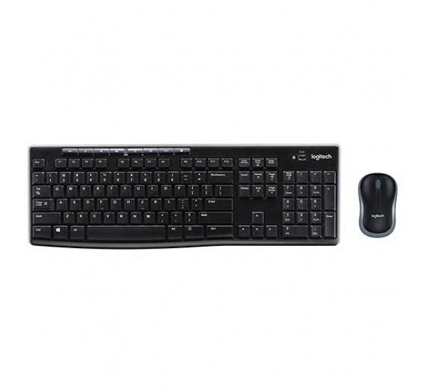 Клавиатура беспроводная + Мышь Logitech MK270 Wireless