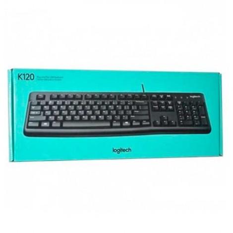 Клавиатура Logitech K120 USB