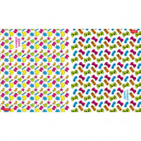 Тетрадь 96 л клетка Pattern collection (Hatber)