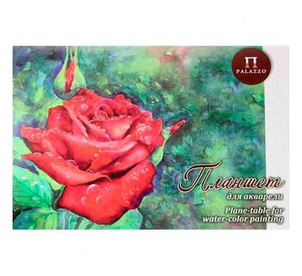 Планшет для акварели А-3 20 л Алая роза (Лилия Холдинг)
