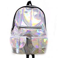Рюкзак hologram silver