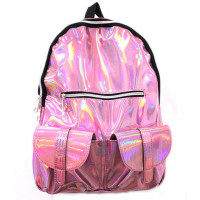 Рюкзак hologram pink