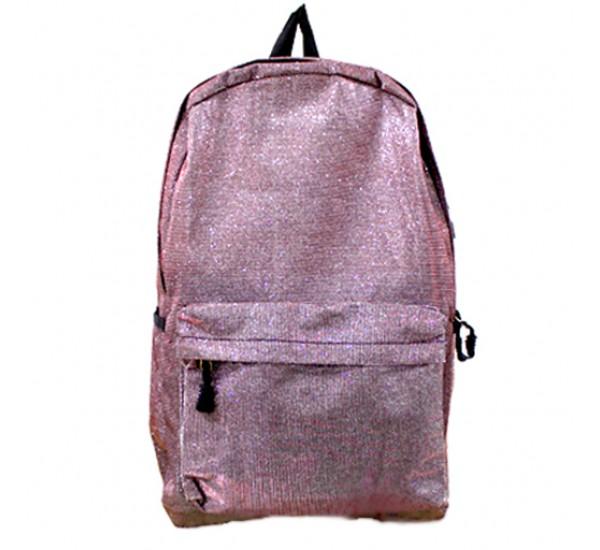 Рюкзак блестящий КП