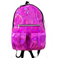 Рюкзак hologram dark pink