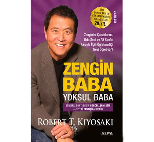 Zengin Baba Yoksul Baba. Robert T. Kiyosaki