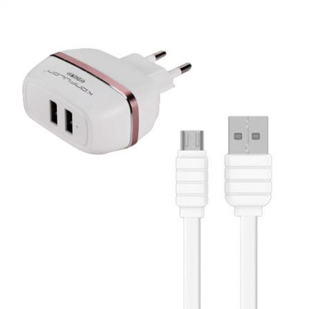 Зарядное устройство USB Micro C23 Konfulon
