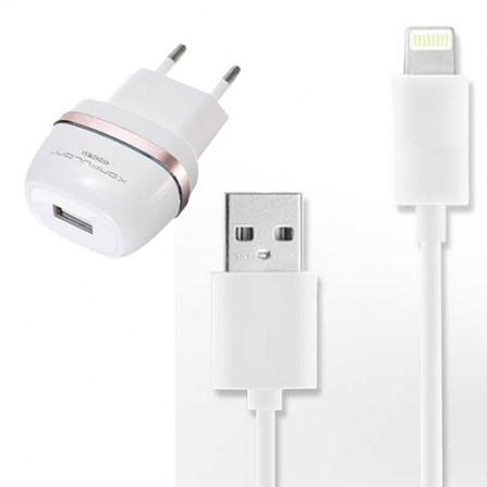 Зарядное устройство USB LIGHTNING C25 Konfulon