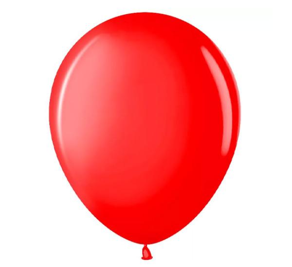 Воздушный шарик Красный