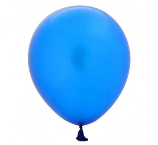 Воздушный шарик Синий