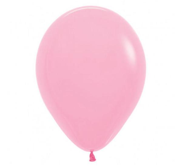 Воздушный шарик Розовый