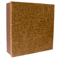 Коробка для подарков (7) №1 Коричневая