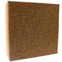 Коробка для подарков (7) №1 Светло коричневая