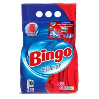 """Cтиральный порошок """"Bingo""""- SHINING COLORS  (3 кг)"""