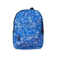 Рюкзак с рисунком голографических цветов