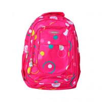 Рюкзак с рисунком кружков