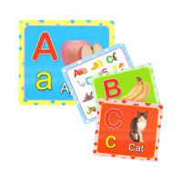 Alphabet Learning Card