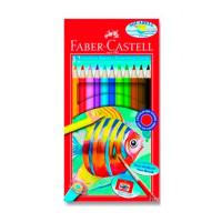 """Набор карандашей """"Faber-Castell"""" 12 цветов в картонной коробке"""