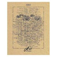 Тетрадь 96л -Art of nature-  Hatber