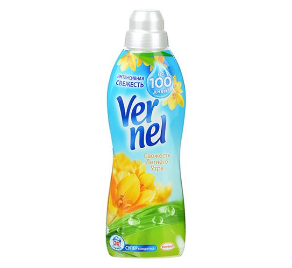 """Кондиционер для белья """"VERNEL"""" (Свежесть летнего утра 0,910л)"""