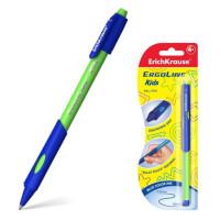 "Ручка шариковая ""ErichKrause"" ErgoLine  Kids, Ultra Glide Technology (цвет  чернил синий)"