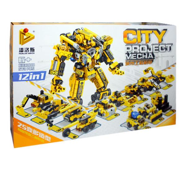 Конструктор Project Mecha 12-1 633008