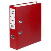Папка регистратор А4 красная (70 мм )