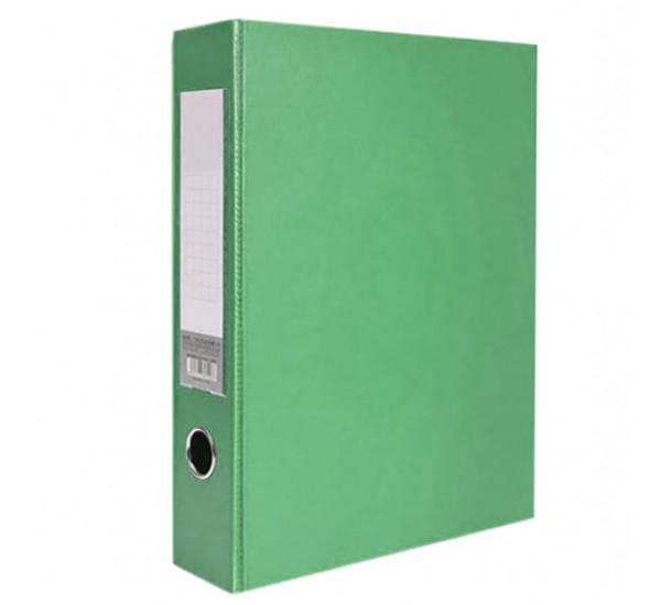 Папка регистратор А4 зеленая (50 мм )