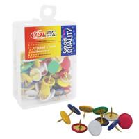 """Кнопки цветные """"Dingli"""" DL069 (50 шт)"""