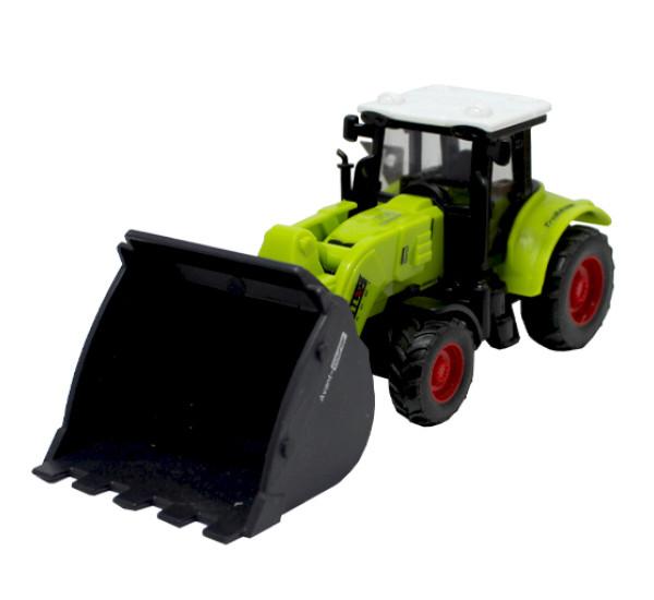 Трактор экскаватор 706-24