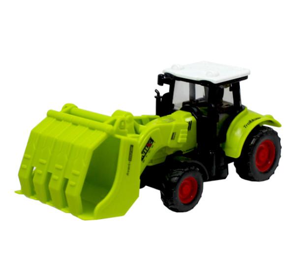 Трактор погрузчик 706-24