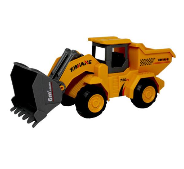 Трактор погрузчик 677-83