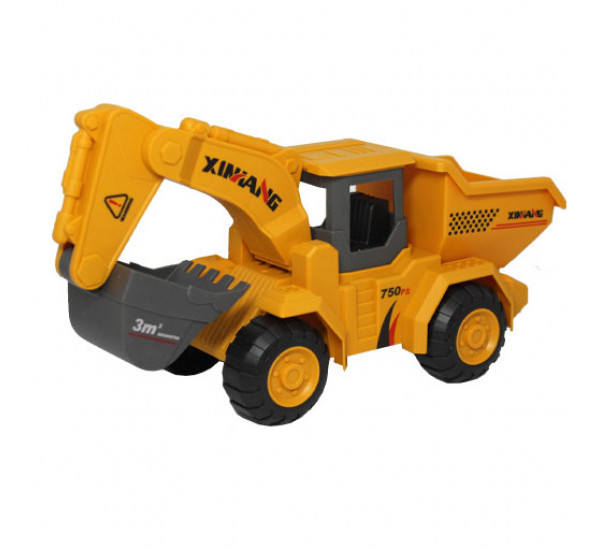 Трактор экскаватор 677-83