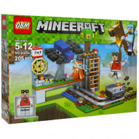 Конструктор Minecraft 66056-3