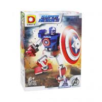 """Конструктор """"Super Heroes"""" DLP707"""