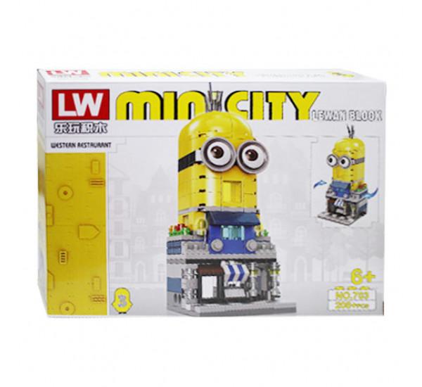 """Конструктор """"Mini city"""" 703"""