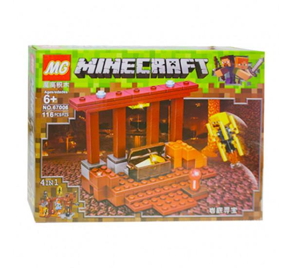 """Конструктор """"Minecraft"""" 67006"""